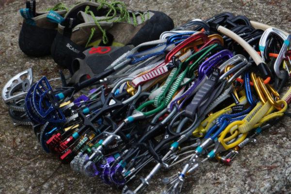 Freestone Equipment Love Handle with trad rack